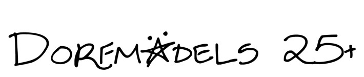 Dorfmädels 25+ Retzen - Logo
