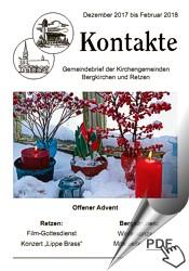 Gemeindebrief Kirche Retzen