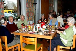 Seniorenfrühstück Bild 1