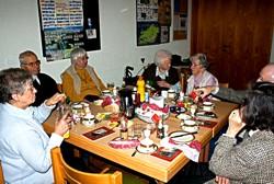 Seniorenfrühstück Bild 2