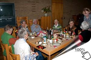 Seniorenfrühstück Kirche Retzen