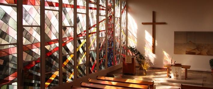 Kirche in Rezen