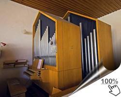 Orgel Kirche Retzen
