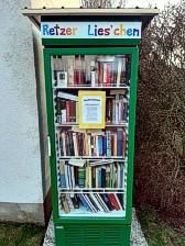 Retzer Lies'chen Bücherkühlschrank in Retzen