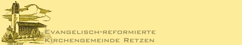 Evangelisch-reformierte Kirchengemeinde Retzen Emblem